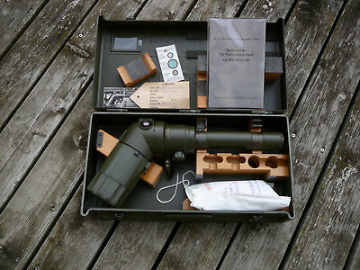 Zielfernrohr Panzer spotting scope  6 x 36 Rodenstock Serial Nr. 29358