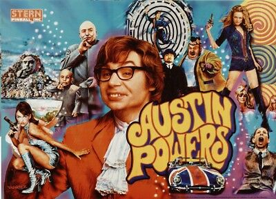 AUSTIN POWERS Complete LED Lighting Kit SUPER BRIGHT LED