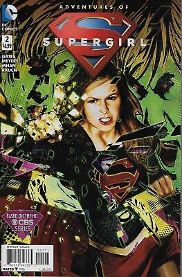 Adventures of Supergirl No.2 / 2016 Based on the Hit CBS Series