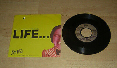 "Monty Python   Always look on the bright side of life   7 ""   EP  1991"