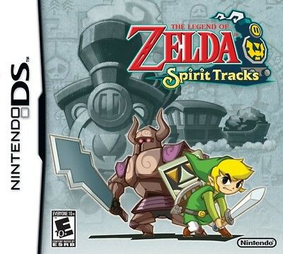 The Legend Of Zelda: Spirit Tracks - Nintendo DS Game