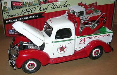New 2015 Texaco 1940 Ford Wrecker Truck 3 Usa Series Mint Box Sold Out