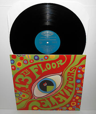 The 13th FLOOR ELEVATORS the psychedelic sounds of LP Vinyl Record