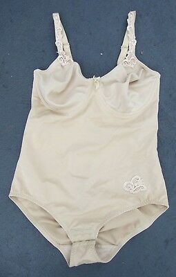Simone Perele Paris Shaper Size 12 Underwire Lovely Detail Wedding