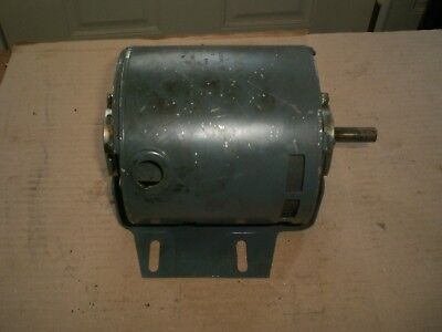 GE electric Motor 1/3 HP 115V 1725 RPM