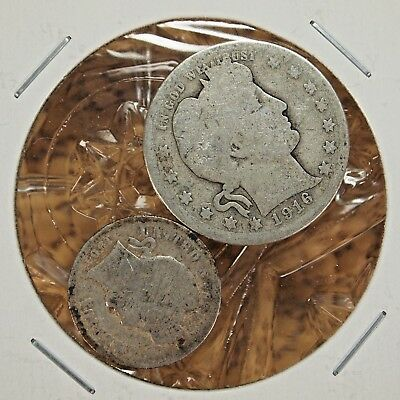 Nice Lot Of 2 United States Coins (Nice Addition To Your Collection).....#13382