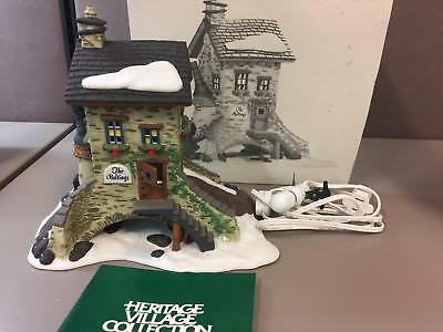 """Dept 56 Dickens Village """"The Maltings"""" Heritage Village Collection #58335"""