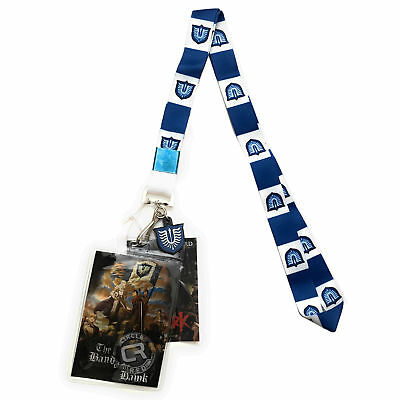 Berserk Band of the Hawk Lanyard with ID Badge Holder & Charm Official Licensed