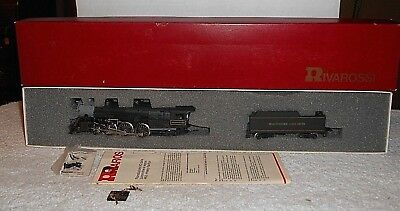 "Rivarossi ""HO"" Scale ""B & O"" 4-6-2 Heavy Pacific Steam Locomotive & Tender #1540"
