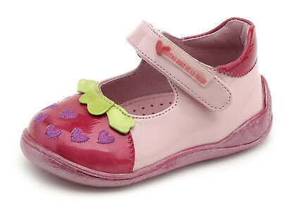 Agatha Ruiz De La Prada, Pink Girls Designer Shoes