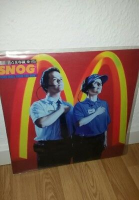 Snog - Third Mall from the Sun # 2LP # Breaks Noise Electronica Hymen Ant-Zen