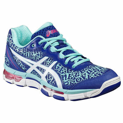 *new* Asics Gel Netburner Professional 12 Ladies Womens Girls Netball Shoes