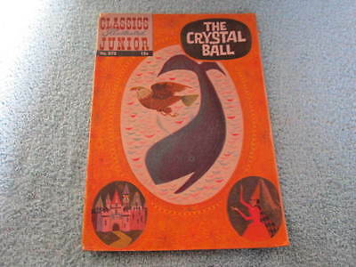 Classics Illustrated Junior Comic #573 The Crystal Ball