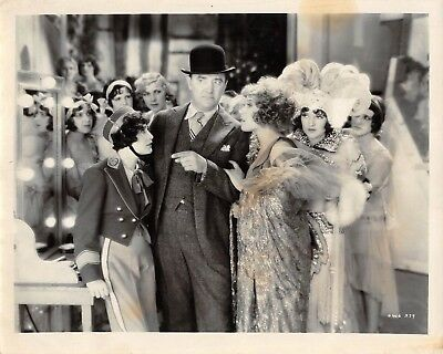 Sally O'Neil, Betty Compson, Louise Fazenda pre-code 1929 On With The Show photo