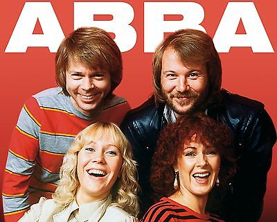 "Abba 10"" x 8"" Photograph no 72"