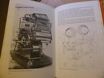 Making A Chiming Grandfather Clock With Musical Mechanism Rare Claude B Reeve Bk