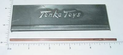 Tonka Pressed Steel Side Dump Truck Rear Gate Replacement Toy Part