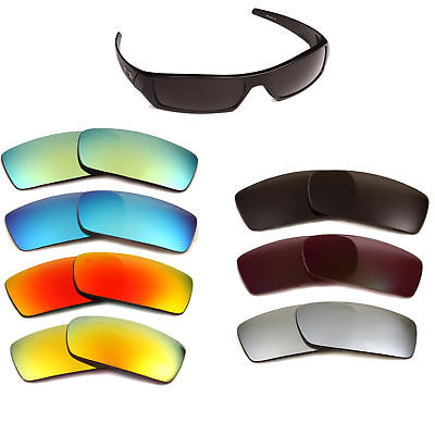 Best SEEK Replacement Lenses for Oakley GASCAN - Multiple Options