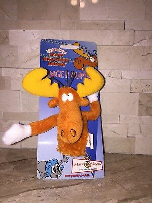 Bullwinkle The Moose Mary Meyer Finger Puppet
