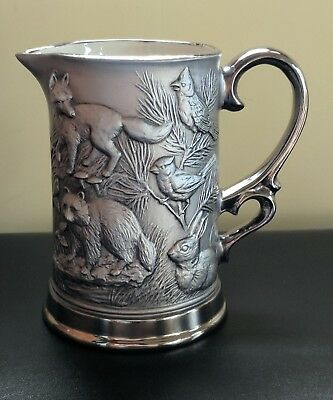 Vintage Jim Beam WHISKEY WATER PITCHER 10th Annual Convention, Norfolk VA
