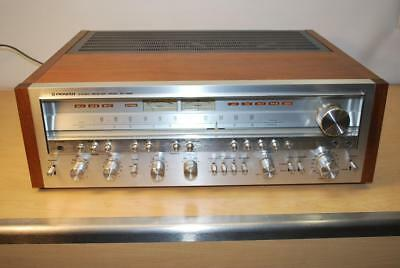 PIONEER SX 1050 Vintage Receiver as Pictured in Beautiful Condition
