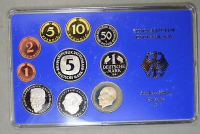 Germany 1981-G Proof Set