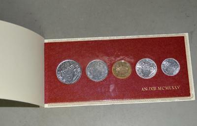 Vatican 1975 Coin Set
