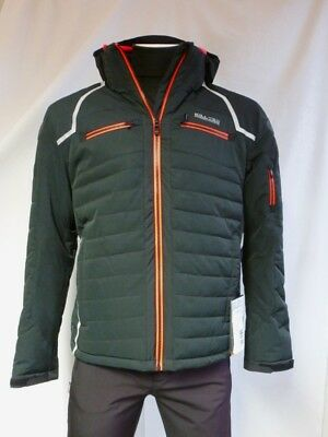 Skijacke Killtec Lukacz High Performance,Stretch schw. orange Gr. S,L,XXL