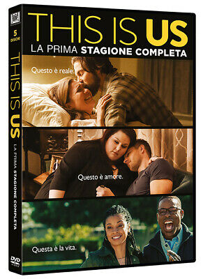 This Is Us - Stagione 1 Serie Tv Dvd