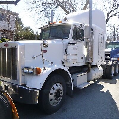 1998 Peterbilt Tractor 378/379 Sleeper Truck Great Working Truck