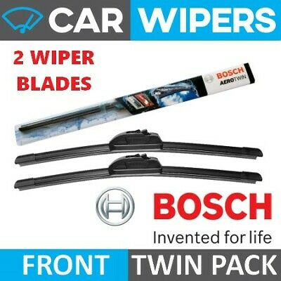 Citroen C3 Hatchback 2002 - 2009 BOSCH Aerotwin Retrofit Windscreen Wiper Blades