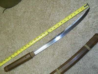 Old Family Blade WW2 Japanese Sword, Wakizashi, Naginata, Koto