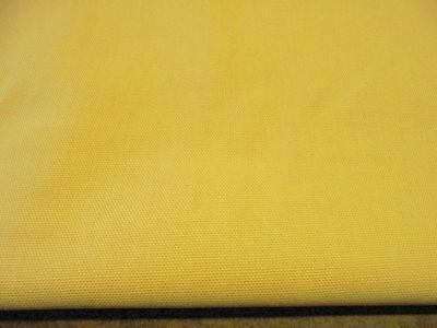 """Fabric Home Decor Yard Upholstery Drapery Sewing WAVERLY yellow Cotton BTY X 54"""""""
