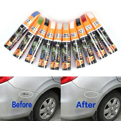 12ml Car Auto Clear Scratch Remover Pen Mending Paint Touch Up Pens DIY Tool
