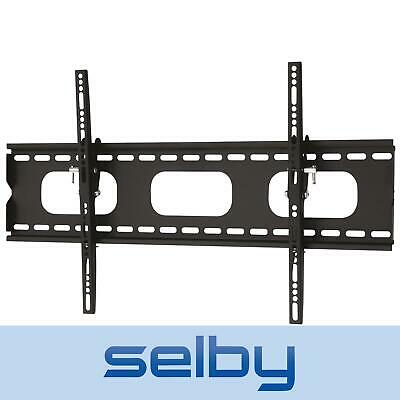 "TV Bracket Wall Mount Slimline Tilting Universal 30-50"" Inch Screen 60kg Selby"