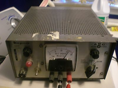 KEPCO Model ABC 15-1  Regulated DC Power Supply