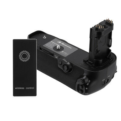 Powerextra BG-E20 Battery Grip For Canon 5D Mark IV 5DIV DSLR+ IR Remote Control