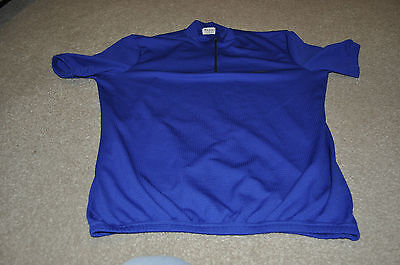 Go Sport Cycling Jersey / Top Mens Size Xxl