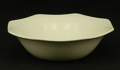 J & G Meakin Liberty White Coupe Cereal Bowl