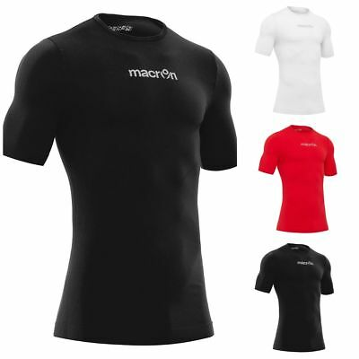 BASELAYER THERMAL UNDERWEAR SHIRT PERFORMANCE - MACRON - Sizes from 4XS to 3XL