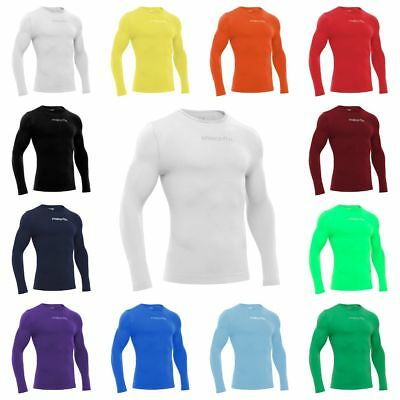 BASELAYER THERMAL UNDERWEAR SHIRT L/S PERFORMANCE - MACRON - From 4XS to 3XL