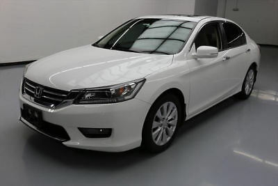 2015 Honda Accord EX Sedan 4-Door 2015 HONDA ACCORD EX SUNROOF REAR CAM BLUETOOTH 33K MI #032621 Texas Direct Auto
