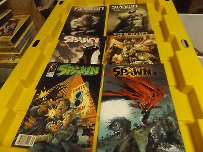 Spawn  Comic Lot -Lot Of 38 --Huge Comic Lot