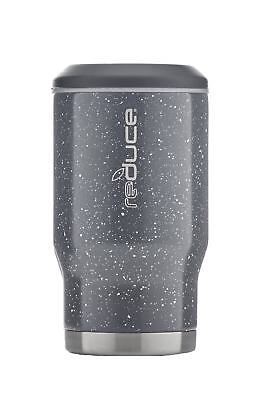 reduce Cold-1 Bottle/Can Cooler, 14 oz. (Gray w/Speckles)