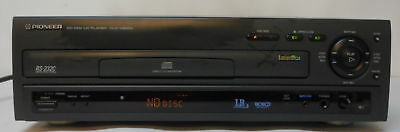 Pioneer CLD-V5000 Laserdisc Player-NO REMOTE