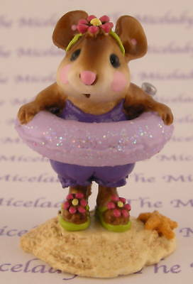 LITTLE DIPPER by Wee Forest Folk, WFF# M-27, PURPLE, Mouse Expo Event Piece