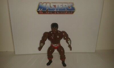 Masters of the Universe / MotU/ He-Man === Clamp Champ ===