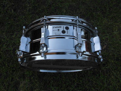"SONOR  ""Phonic D 505""  Snare 14"" x 5 3/4""  VINTAGE"