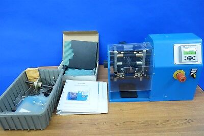Moeller Ebsomat 400 Axial Trimmer / Former for Electronics Components