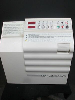 Midmark M9 Ultraclave Dental Steam Autoclave Sterilizer for Instruments